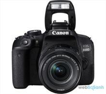 Máy ảnh Canon EOS 800D - Lựa chọn xứng đáng dưới 20 triệu đồng