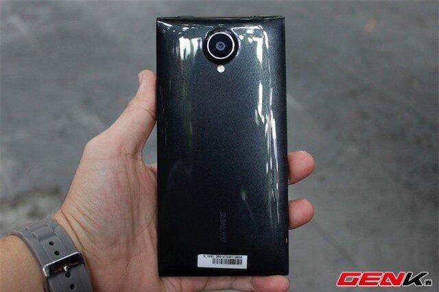 Cận cảnh smartphone Elife E7 tại Việt Nam: Chụp ảnh tốt, cấu hình khá