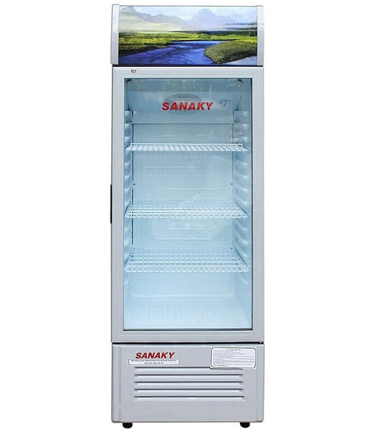 Đặc điểm nổi bật của tủ mát Sanaky vh408k