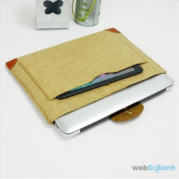 Túi da macbook giá rẻ bao nhiêu, mua ở đâu