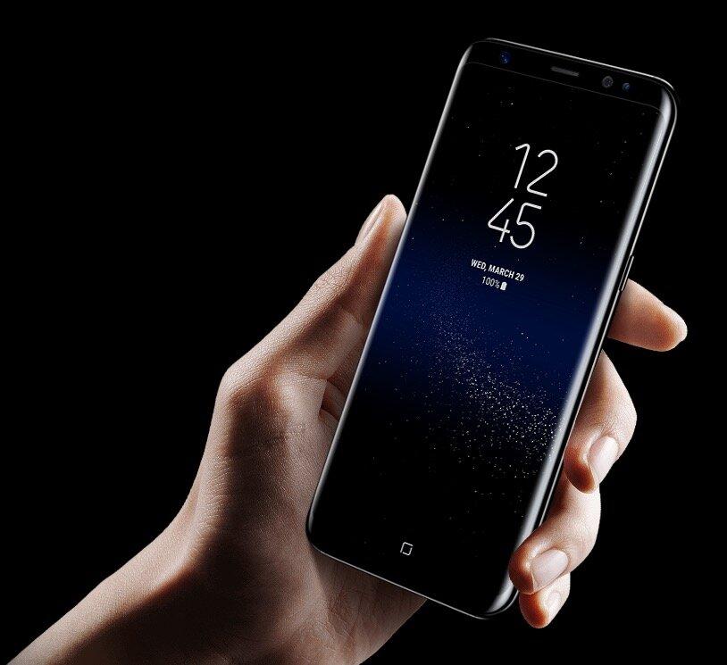 Đánh giá Samsung Galaxy S8 Plus có màn hình vô cực lớn