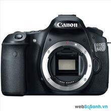 Bảng giá máy ảnh DSLR Canon trên thị trường tháng 4/2017