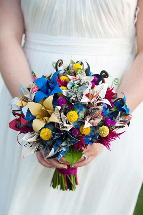 Mỗi màu hoa cưới đều có một ý nghĩa riêng