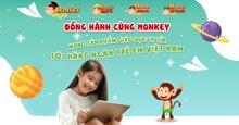 Monkey – Hệ thống ứng dụng giáo dục cho trẻ em số 1 Việt Nam