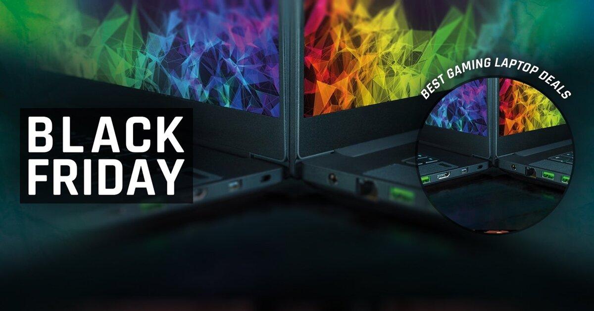Một số deals laptop gaming hấp dẫn trong ngày Black Friday 2018