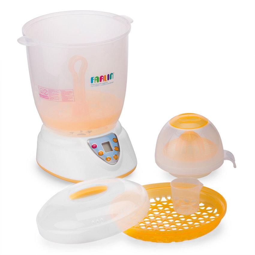 Một số lưu ý khi sử dụng và bảo quản máy tiệt trùng bình sữa Farlin Top 214