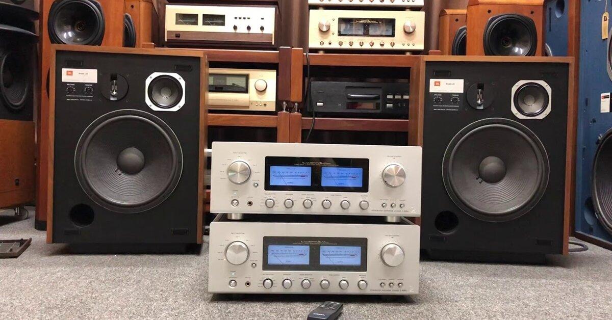 Một số model amply Luxman bạn có thể cân nhắc sắm sửa cho dàn âm thanh chơi Tết