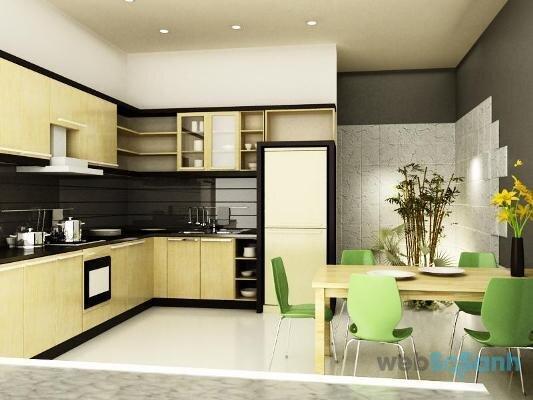Một số nguyên tắc mà bạn cần nắm vững trong thiết kế nội thất bếp