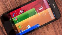 Motorola Moto G vẫn đứng đầu bảng xếp hạng smartphone giá rẻ bán chạy nhất