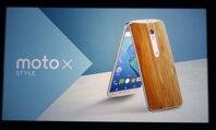 Motorola Moto X Style giúp người dùng thoải mái thể hiện cá tính