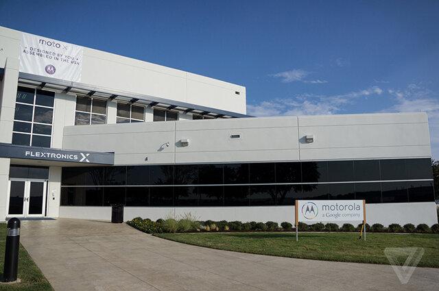 Motorola sẽ đóng cửa nhà máy tại Texas