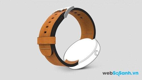 Motorola tung ra thị trường 4 màu dây đeo da mới cho Moto 360