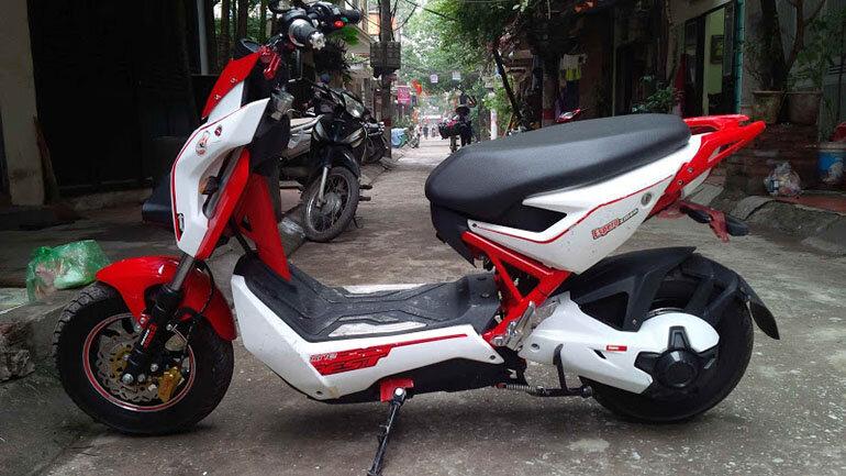 xe máy điện xmen giá rẻ cũ