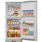Tủ lạnh Sanyo SR-11JN (SR11JN-MS/MG/SS) - 110 lít, 2 cửa