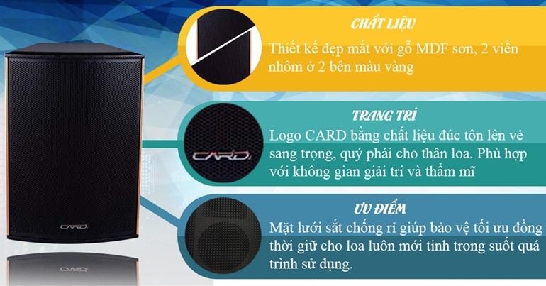 loa karaoke card mk2106