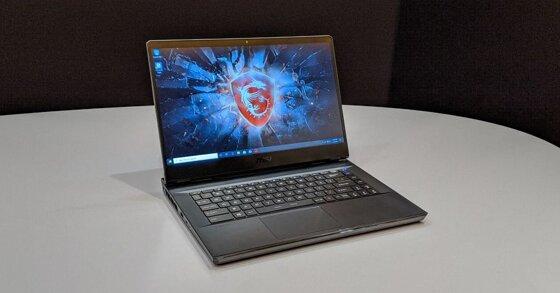 MSI GE66 Raider: Laptop gaming lấy cảm hứng từ phi thuyền vũ trụ