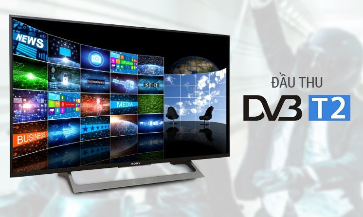 Tivi LED Sony KD43X8000E (KD-43X8000E) - 43 inch, 4K - UHD (3840 x 2160)