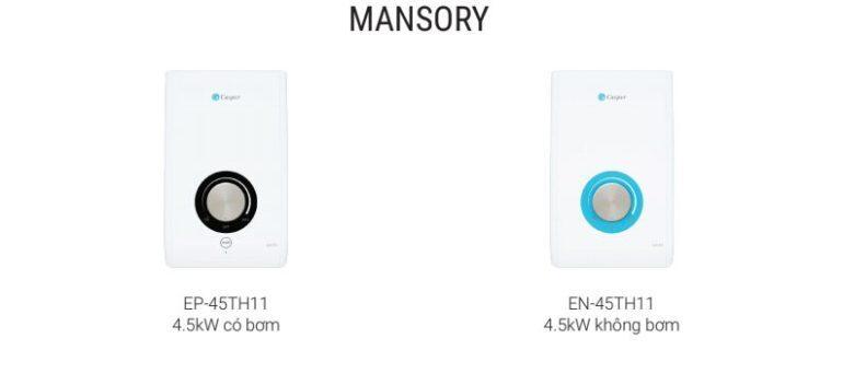 Sự khác nhau giữa 2 model Casper EP-45TH11 và Casper EN-45TH11