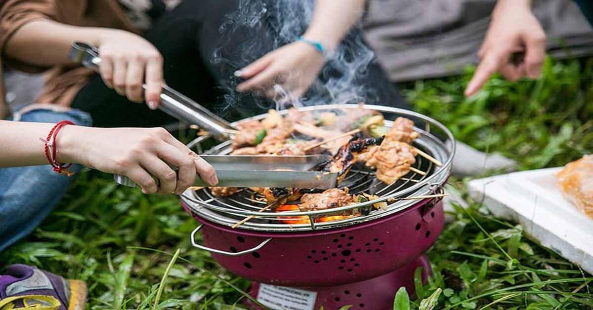 Mua bếp nướng than hoa loại nào tốt nhất cho gia đình, nhà hàng?