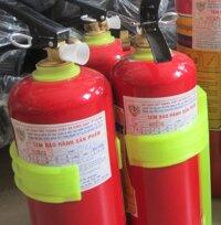 Mua bình chữa cháy mini cho ô tô loại nào tốt nhất?