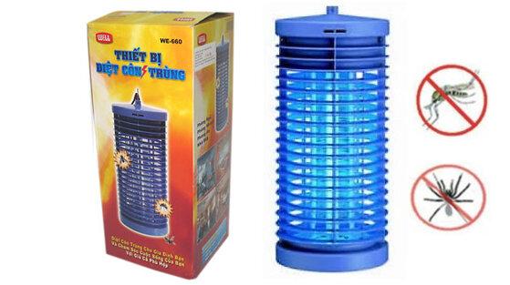 Mua đèn bắt muỗi loại nào hiệu quả tốt nhất?