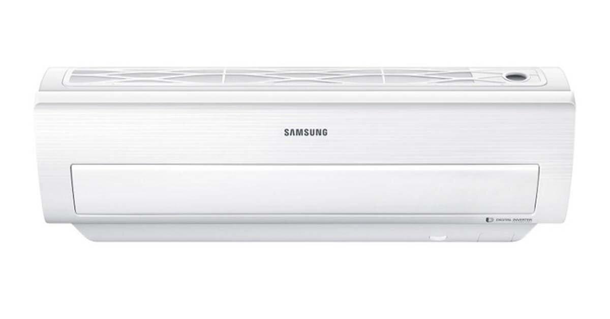 Mua điều hòa 2 chiều cho phòng 15-20m2: chọn Samsung AR12KSSNJWK