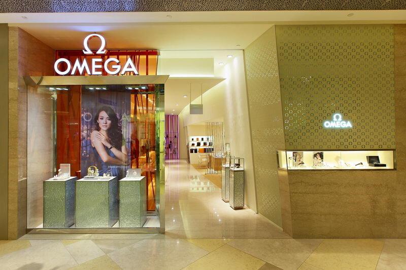 Mua đồng hồ Omega chính hãng ở đâu