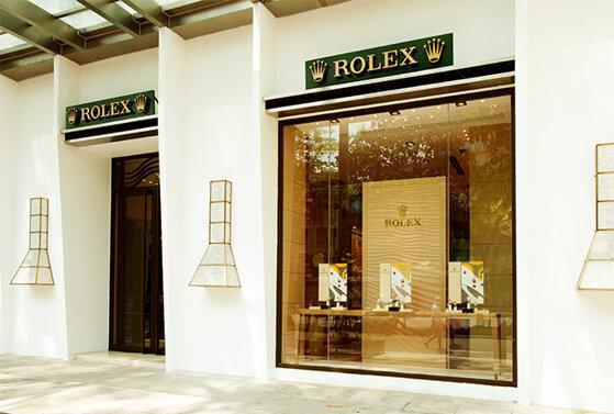 Mua đồng hồ Rolex chính hãng ở đâu?