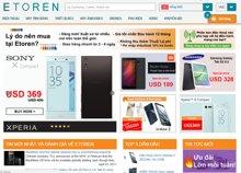 Mua hàng công nghệ giá rẻ chất lượng tại Etoren
