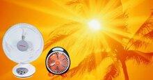 Mùa hè đã nóng chảy mỡ lại còn mất điện thì nên hạ nhiệt bằng cách nào?