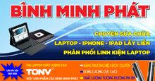 Mua linh kiện Laptop chính hãng TONV chất lượng cao đến với Bình Minh Phát Laptop