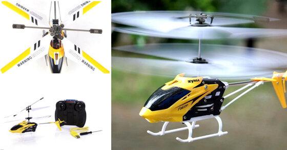 Mua máy bay trực thăng điều khiển từ xa thì dễ nhưng chơi được nó là cả một nghệ thuật