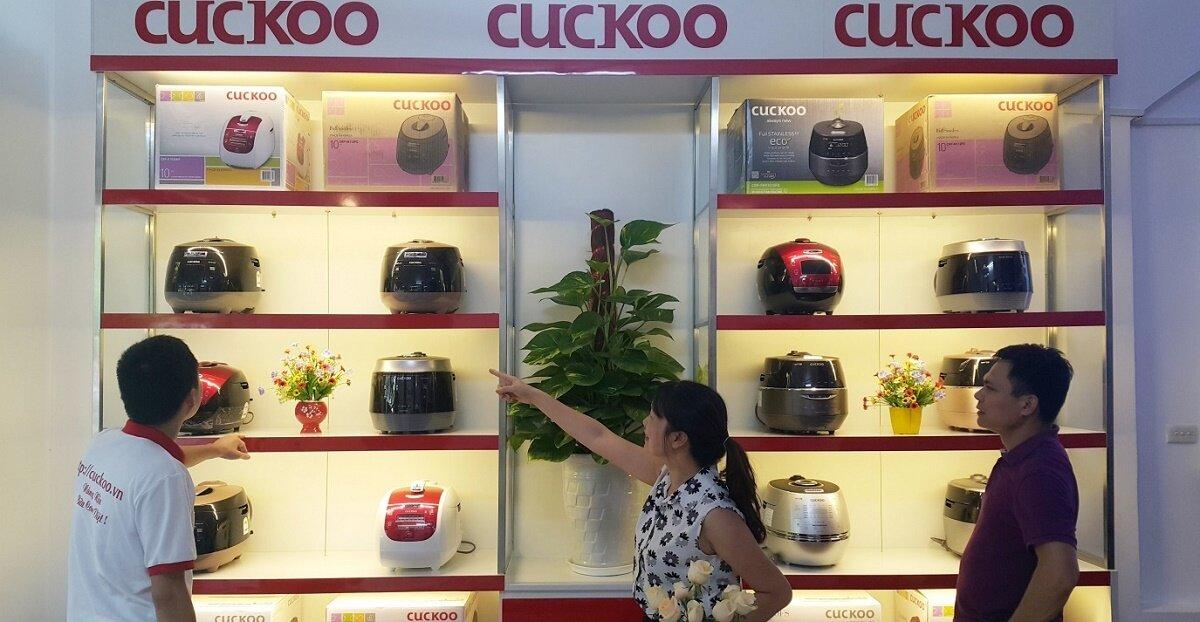 Mua nồi cơm điện Cuckoo chính hãng nội địa Hàn Quốc ở đâu uy tín, chất lượng tại Việt Nam