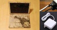 """Mua sạc Macbook giá rẻ vài trăm nghìn và cái kết đắng cho """"khổ chủ"""""""