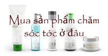Mua sản phẩm chăm sóc tóc ở đâu uy tín tại Hà Nội?