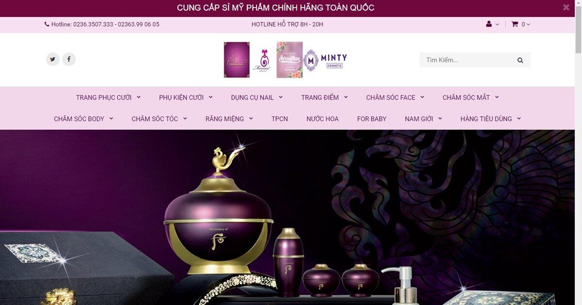 Mua sỉ lẻ mỹ phẩm trang điểm chính hãng các nước Hàn, Nhật, Âu, Mỹ, Thái ở đâu rẻ, chất lượng?