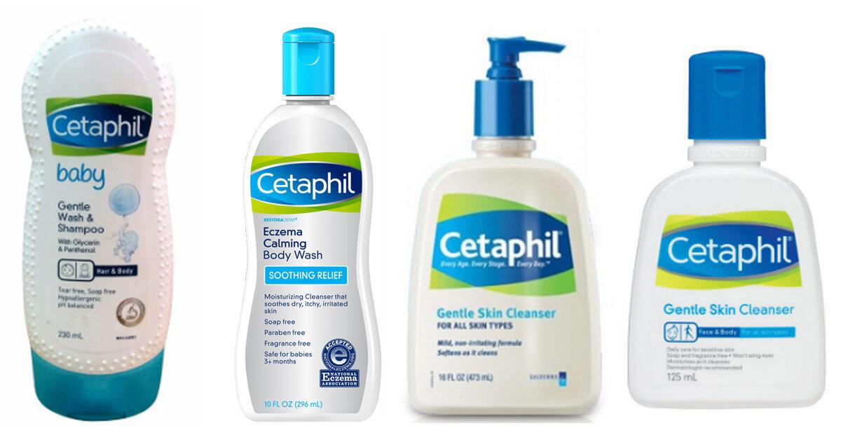 Mua sữa tắm Cetaphil ở đâu ? Giá sữa tắm Cetaphil các loại bao nhiêu tiền ?