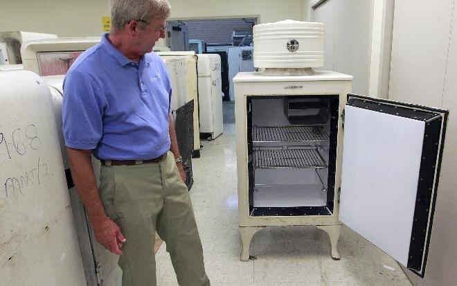 Mua tủ lạnh cũ cẩn thận để tránh mua phải đống sắt vụn