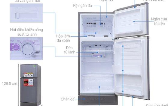 Mua tủ lạnh giá rẻ tại Tp.HCM ở đâu tốt nhất?