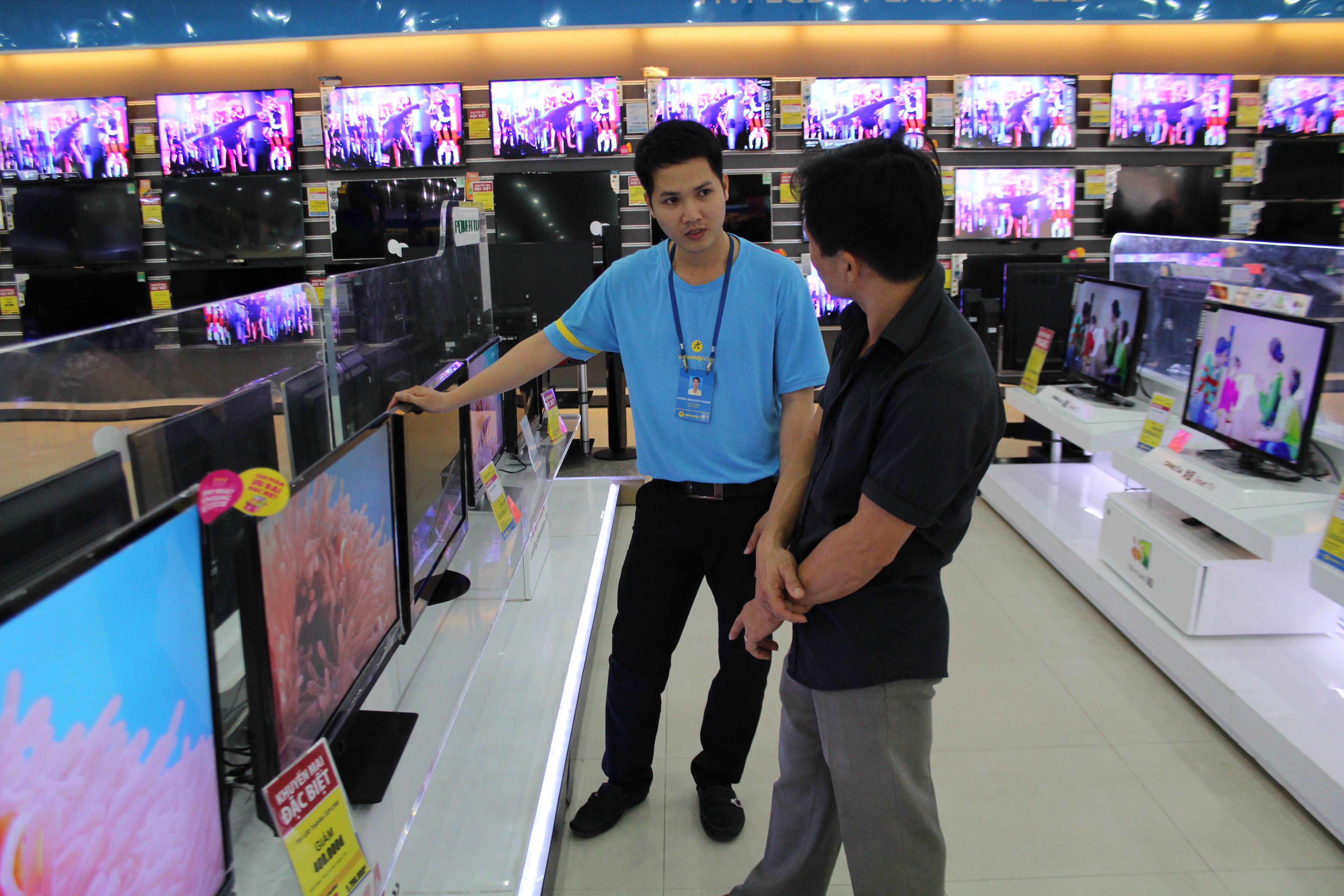 Mo Khc Phc Tnh Trng Phn Sng Trn Mn Hnh Tv Samsung Ua65ks9000kpxd Led 65 Inch Mua Mi Cn Ch Nhng