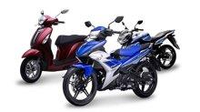 Mua xe máy Yamaha ở đâu giá rẻ nhất?
