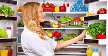 Mức điều chỉnh nhiệt độ tủ lạnh hợp lý