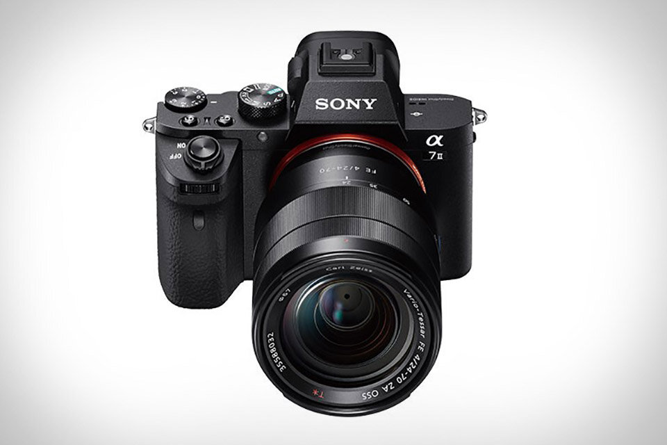 Mức giá ấn tượng 1700$ của Sony A7 II tại thị trường Mỹ