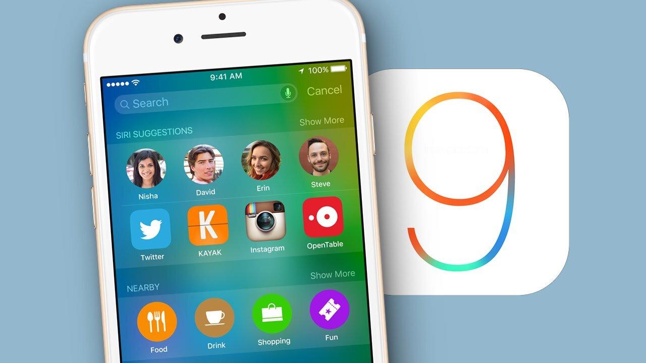 Mục tìm kiếm trên iOS 9 đưa ra quá nhiều kết quả? Đây là cách khắc phục