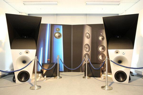 Munich High-End Show 2014 (P1): Hệ thống loa và hệ thống khuếch đại