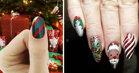 Muốn nổi bật nhất đêm Giáng sinh? Làm ngay 5 mẫu nail vừa đẹp lại vừa chất này