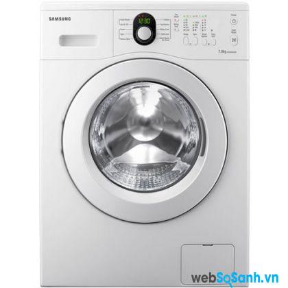 Máy giặt lồng ngang Samsung WF 8696NGW