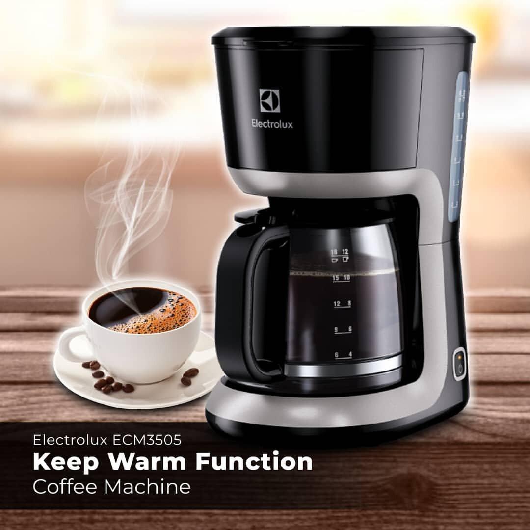 Hướng dẫn sử dụng máy pha cà phê Electrolux ecm3505 từ A đến Z