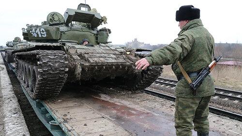 Mỹ đòi Nga rút quân khỏi vùng biên giới với Ukraine