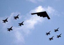 Mỹ tập trận hạt nhân chiến lược